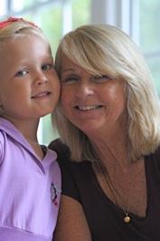 Plymouth Nursery School teacher Ms. Nancy